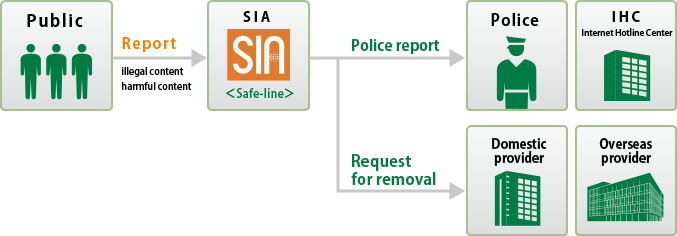 Flow - SIA handles reports